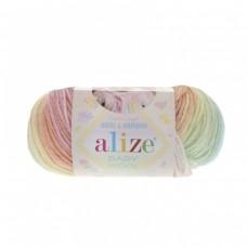Alize Baby Wool Batik 3563, уп.10шт