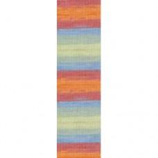 Alize Baby Wool Batik 3611, уп.10шт