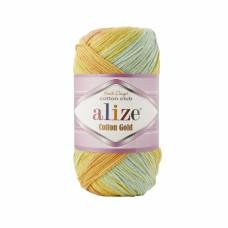 Alize Cotton Gold Batik 3304, уп.5шт