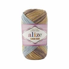 Alize Cotton Gold Batik 4148, уп.5шт