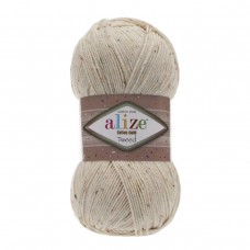 Alize Cotton Gold Tweed 01, уп.5шт