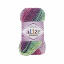 Alize Cotton Gold Batik 4147, уп.5шт