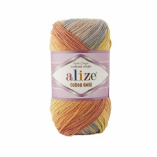 Alize Cotton Gold Batik 5508, уп.5шт