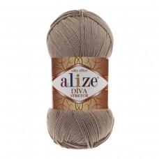 Alize Diva Stretch 167, уп.5шт