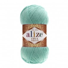 Alize Diva Stretch 376, уп.5шт