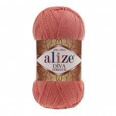 Alize Diva Stretch 619, уп.5шт