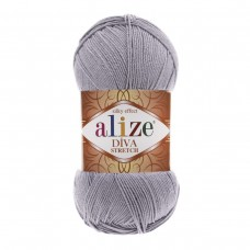 Alize Diva Stretch 253, уп.5шт