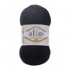 Alize Cotton Baby Soft 60, уп.5шт