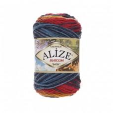 Alize Burcum Batik 4340, уп.5шт
