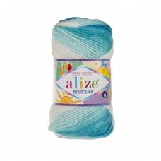 Alize Burcum Bebe Batik 3454, уп.5шт