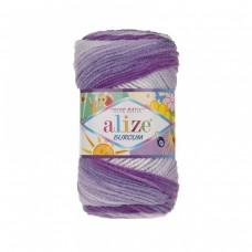 Alize Burcum Bebe Batik 2167, уп.5шт