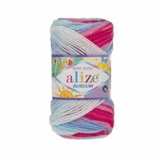 Alize Burcum Bebe Batik 2162, уп.5шт