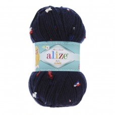 Alize Baby Flower 5426, уп.5шт