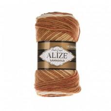 Alize Lanagold Batik 2626, уп.5шт