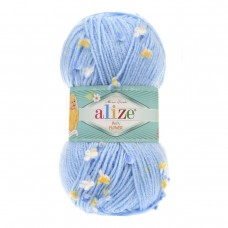 Alize Baby Flower 5435, уп.5шт