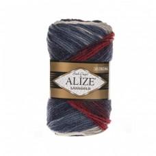 Alize Lanagold Batik 2978, уп.5шт