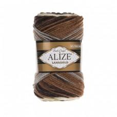 Alize Lanagold Batik 3341, уп.5шт