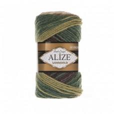 Alize Lanagold Batik 3344, уп.5шт