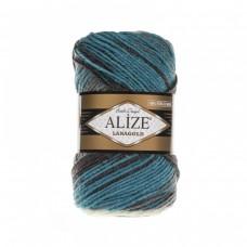 Alize Lanagold Batik 4467, уп.5шт