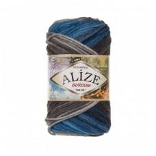 Alize Burcum Batik 4200, уп.5шт