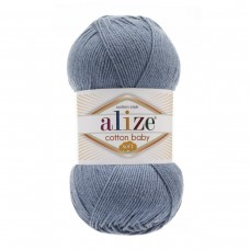 Alize Cotton Baby Soft 374, уп.5шт