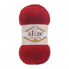 Alize Cotton Baby Soft 56, уп.5шт
