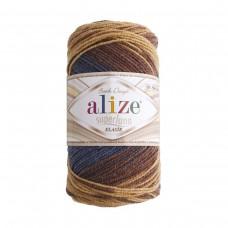 Alize Superlana Klasik Batik 4263, уп.5шт