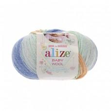 Пряжа Alize Baby Wool Batik 6539