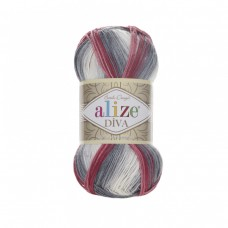 Alize Diva Batik 5740, уп.5шт