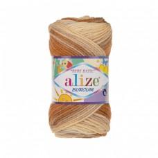 Alize Burcum Bebe Batik 6616, уп.5шт