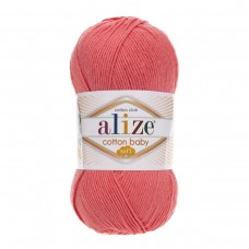 Alize Cotton Baby Soft 33, уп.5шт