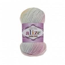 Alize Cotton Gold Batik 6785, уп.5шт