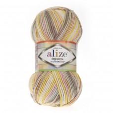 Alize Cotton Gold Plus Multi Color 52175, уп.5шт