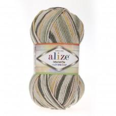 Alize Cotton Gold Plus Multi Color 52199, уп.5шт