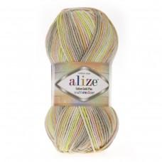 Alize Cotton Gold Plus Multi Color 52177, уп.5шт