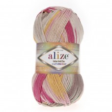 Alize Cotton Gold Plus Multi Color 52196, уп.5шт