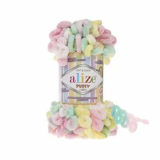 Alize Puffy Color 5862, уп.5шт