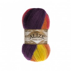 Alize Angora Gold Batik 6834, уп.5шт