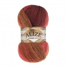 Alize Angora Gold Batik 6913, уп.5шт