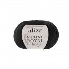 Alize Merino Royal Fine 60, уп.10шт