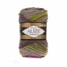 Alize Lanagold Batik 3940, уп.5шт