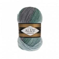 Alize Lanagold Batik 6915, уп.5шт