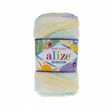 Alize Burcum Bebe Batik 6950, уп.5шт