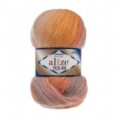 Alize Angora Real 40 Batik 4741, уп.5шт