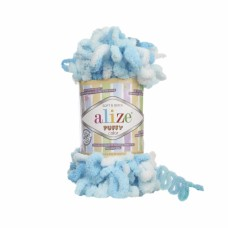 Alize Puffy Color 5924, уп.5шт