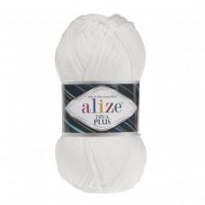 Alize Diva Plus 1055, уп.5шт