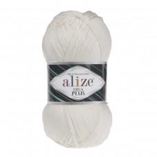 Alize Diva Plus 62, уп.5шт