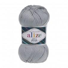 Alize Diva Plus 21, уп.5шт