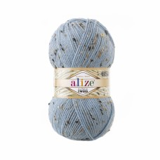 Alize Alpaca Tweed 356, уп.5шт