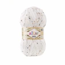 Alize Alpaca Tweed 55, уп.5шт
